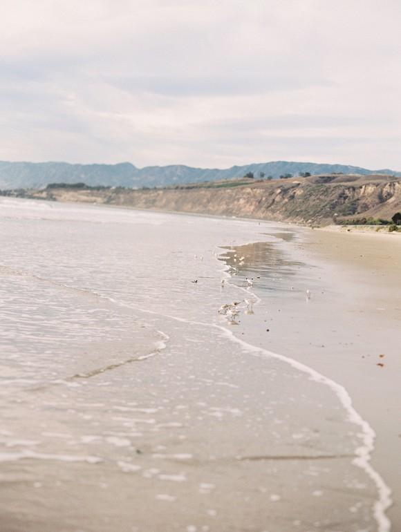 Siren of the Sea Coastal Wedding Ideas by Lavender & Twine on Wedding Sparrow