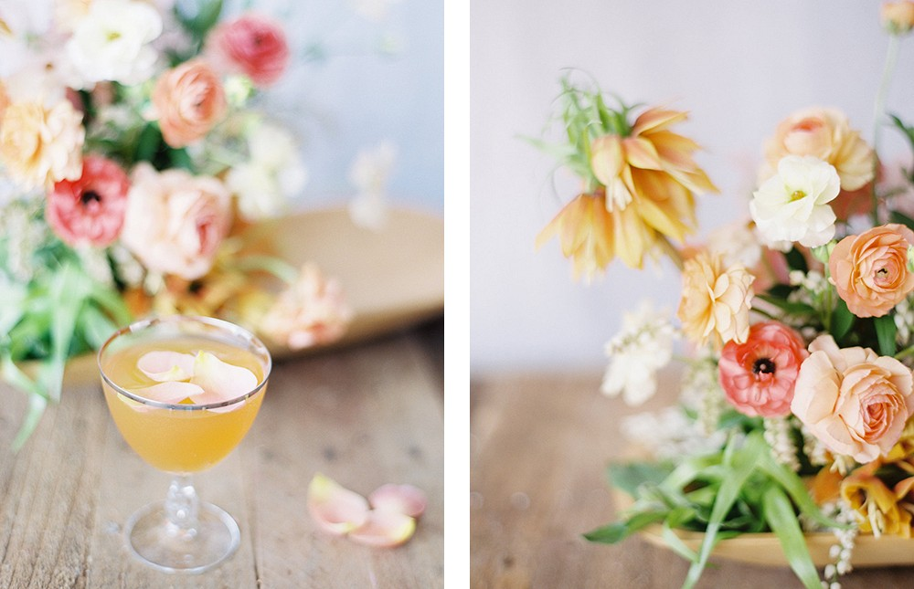 Summer cocktails for your signature drink at your wedding