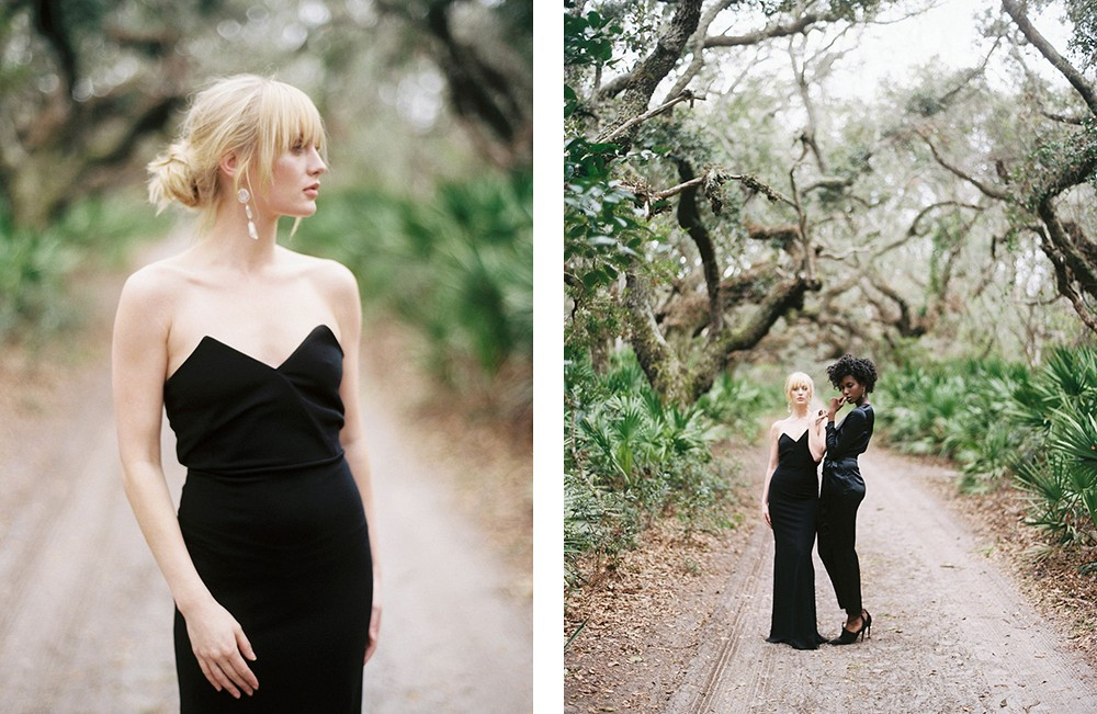 Contemporary Wedding Inspiration from Vero Workshop | Wedding Sparrow fine art wedding blog