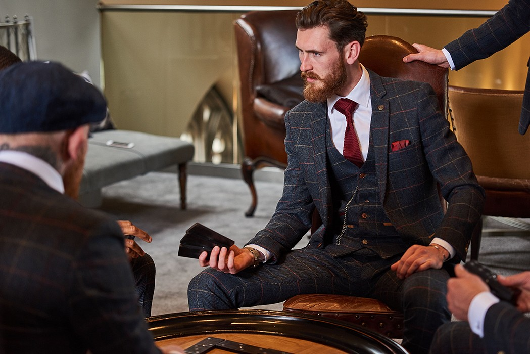 6 Rules for Stylish Grooms