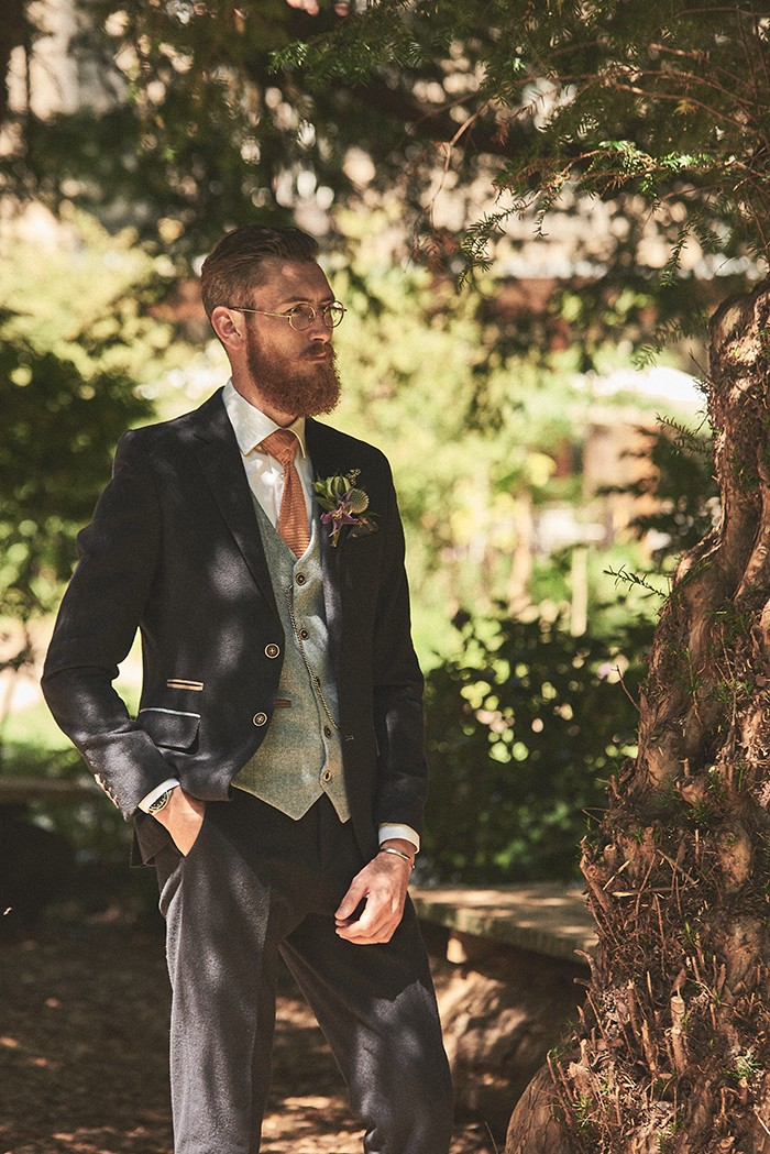 6 Fashion Rules for Stylish Grooms