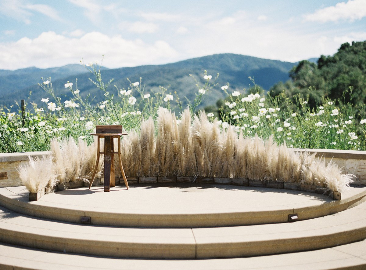 Daniece and Chris' Spring Wedding in Carmel Valley
