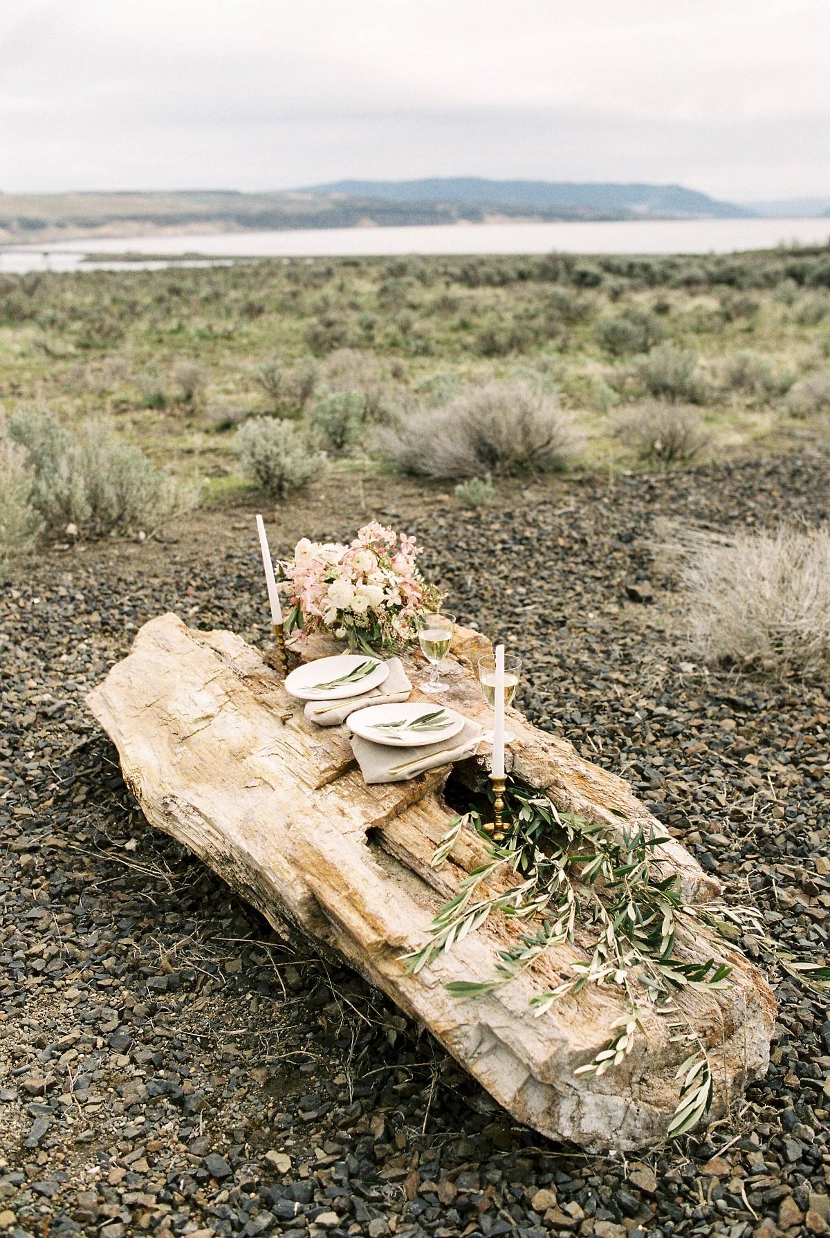 Organic Desert Elopement in Vantage