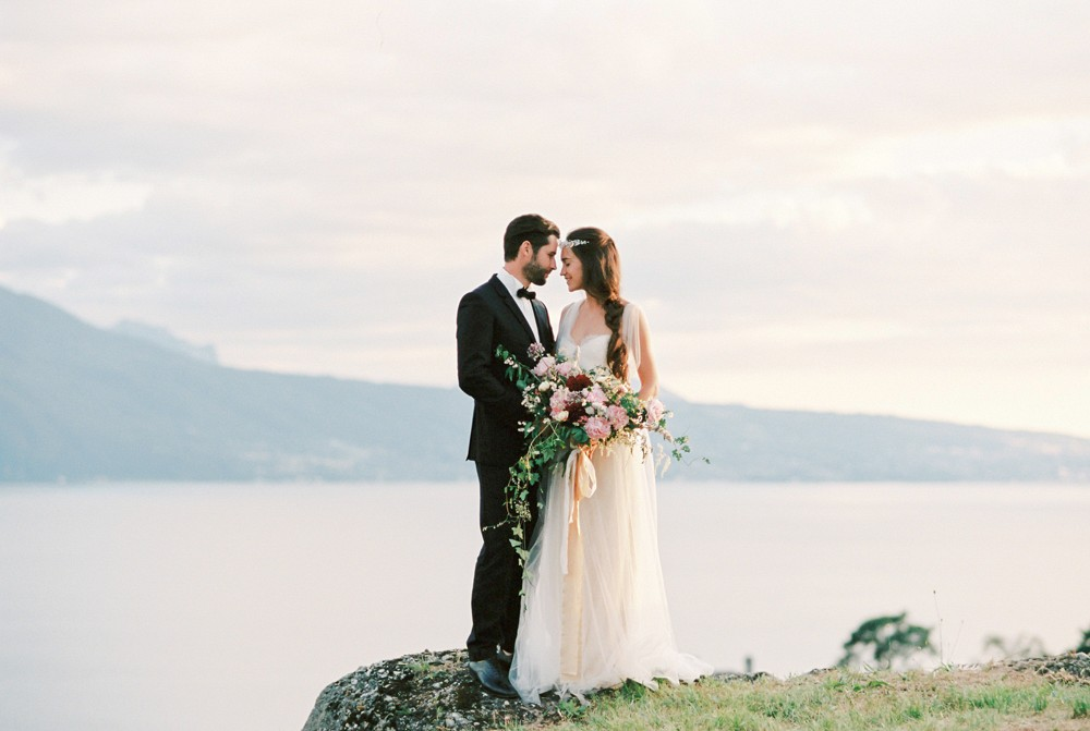 Adventurous Lake Geneva Elopement