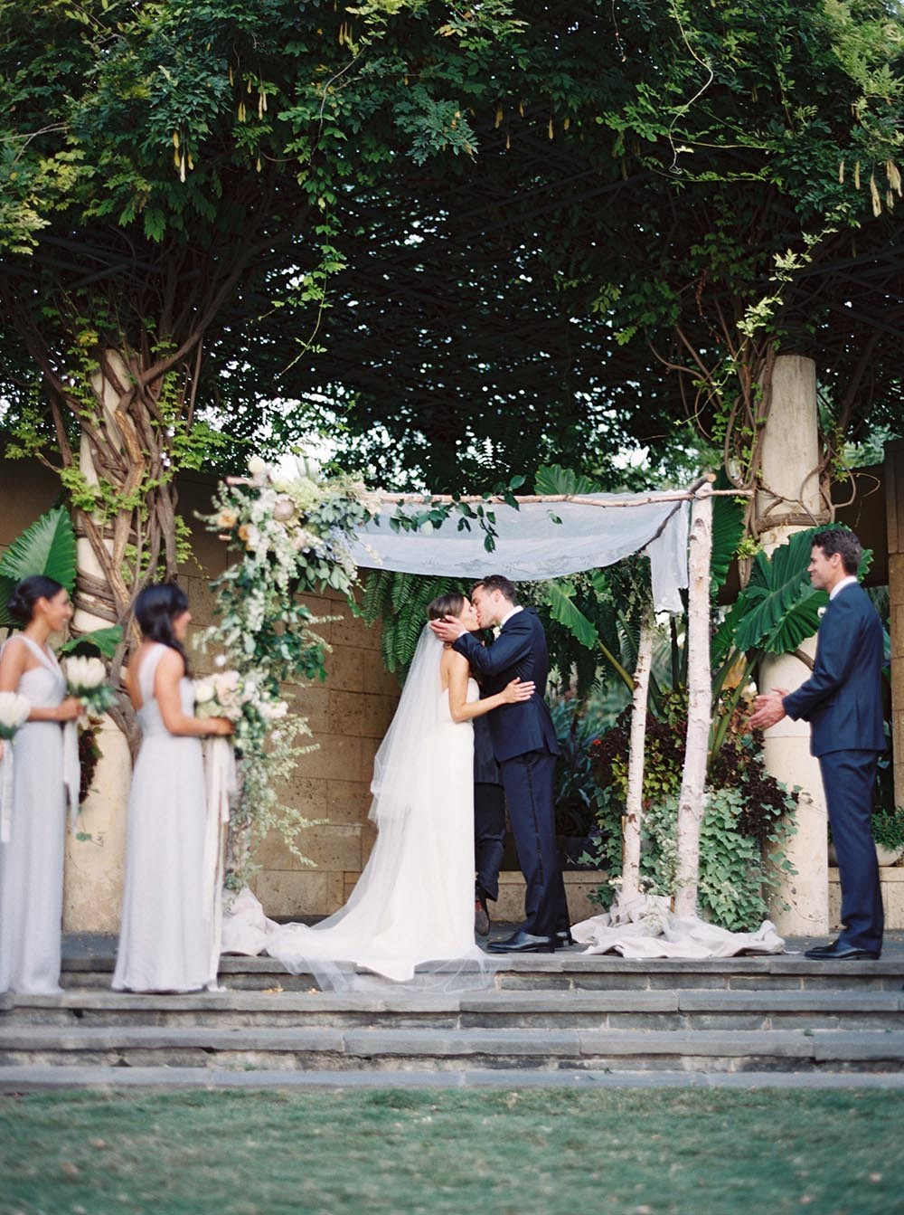 Elizabeth and Nate's Outdoor Southern Wedding