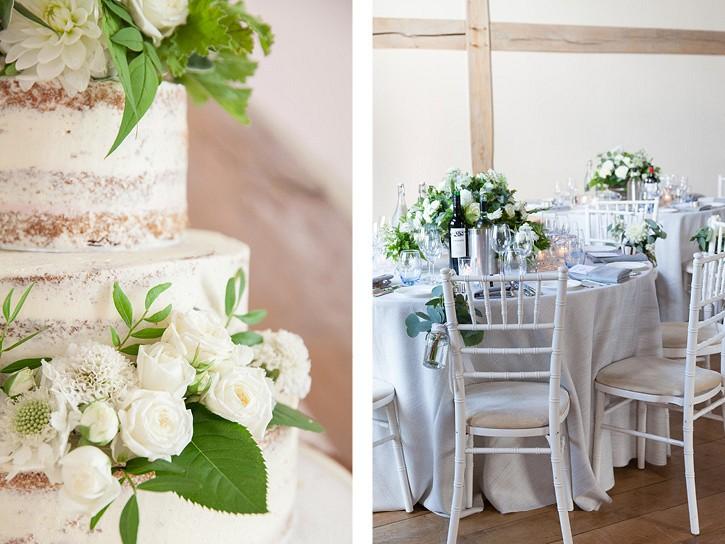 English Countryside Real Wedding