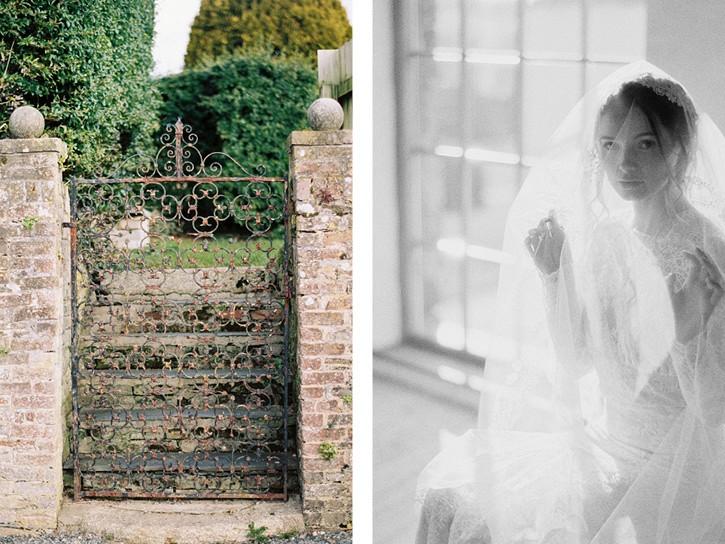 Old World English Wedding Ideas