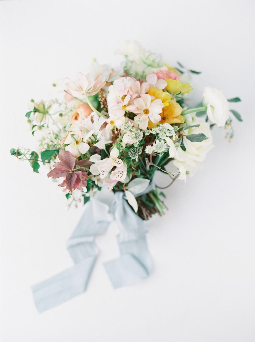 English Garden Style Wedding Ideas