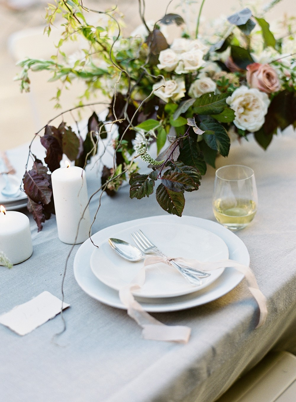 Organic Garden Wedding Ideas