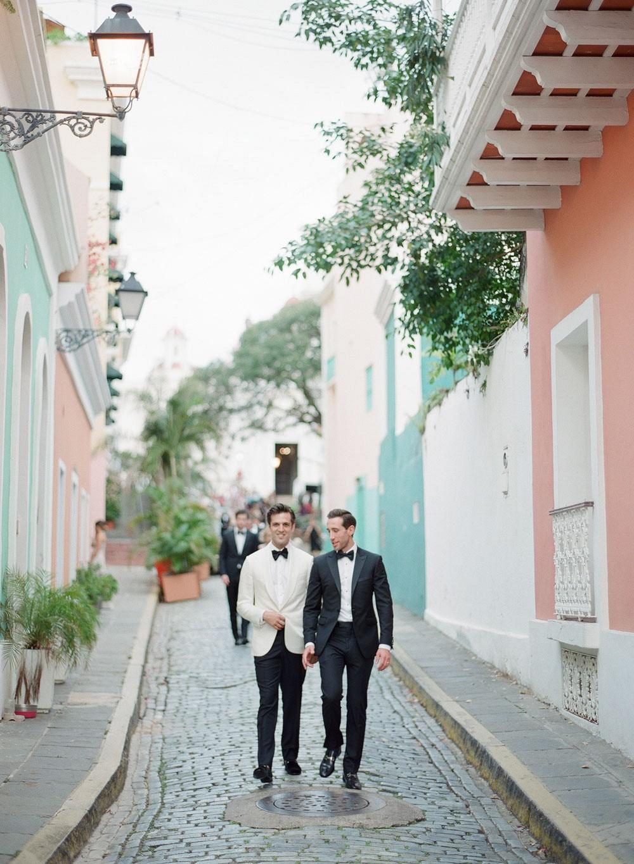 Eva and PJ's Chic Wedding Puerto Rico