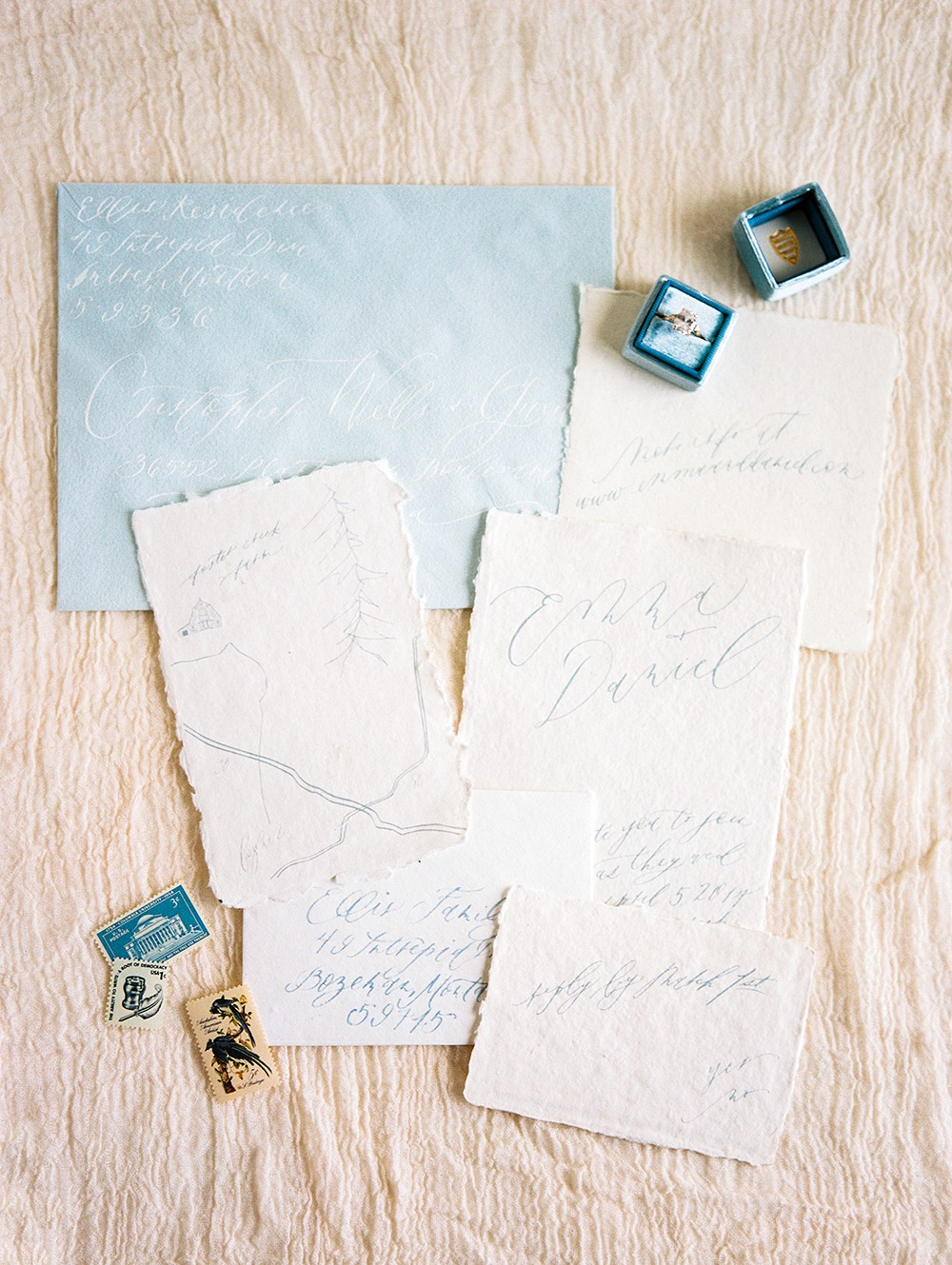 Refined Rustic Montana Wedding Inspiration