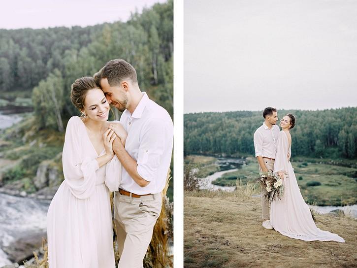 Vintage Fall Wedding Style