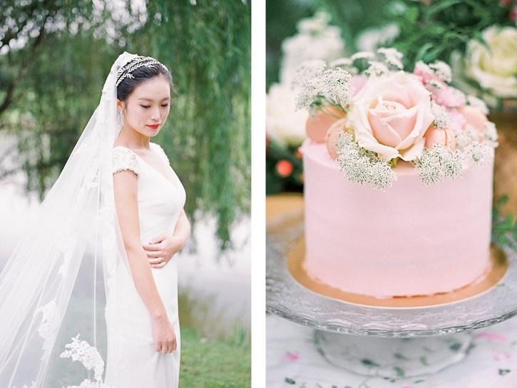 Western style Chinese Wedding