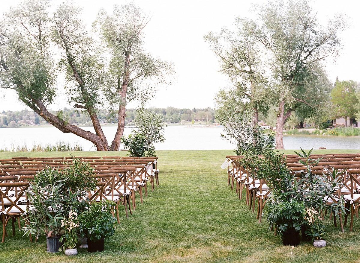 Meg and Taylor's Timeless Colorado Wedding