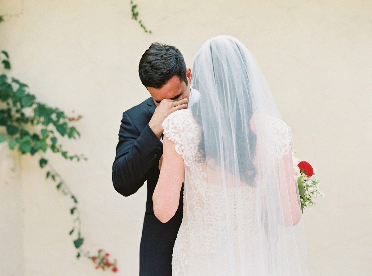 Old World Romantic Miami Wedding