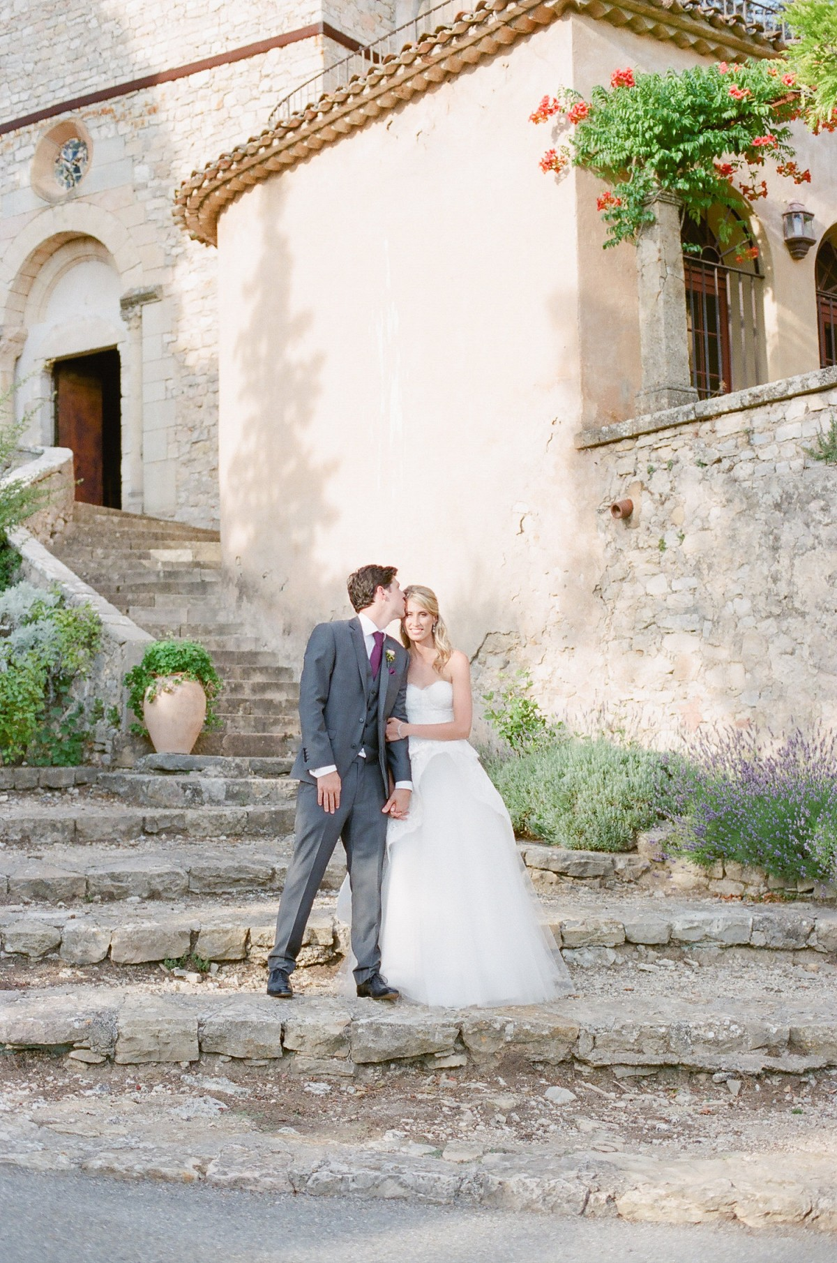 Ryan and Cali's Classic Destination Wedding in Provence