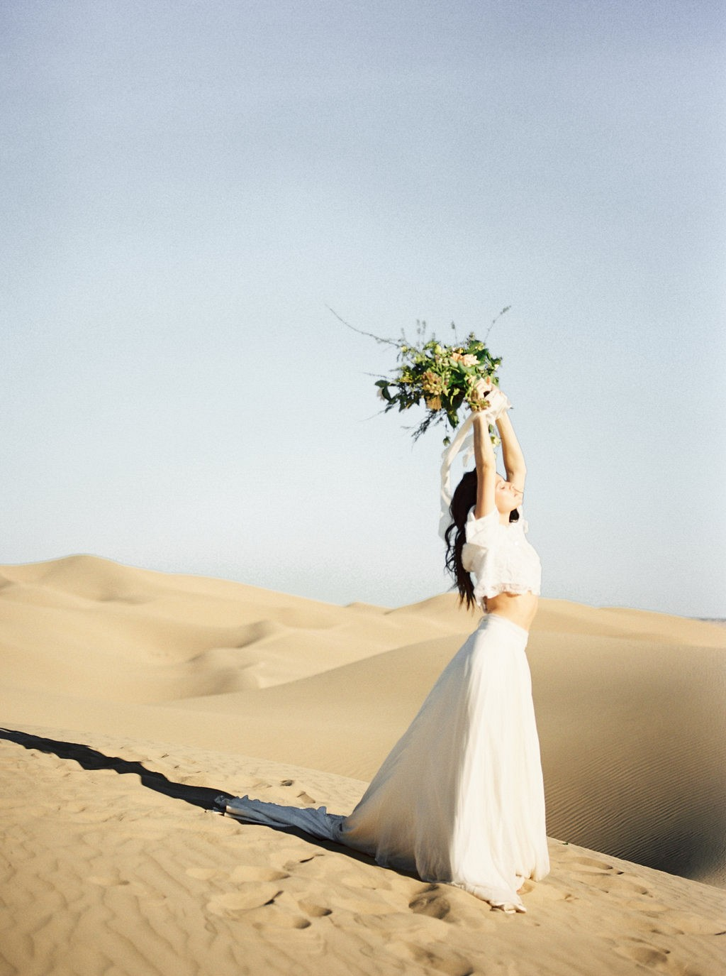 Natural and Earthy Desert Bridals