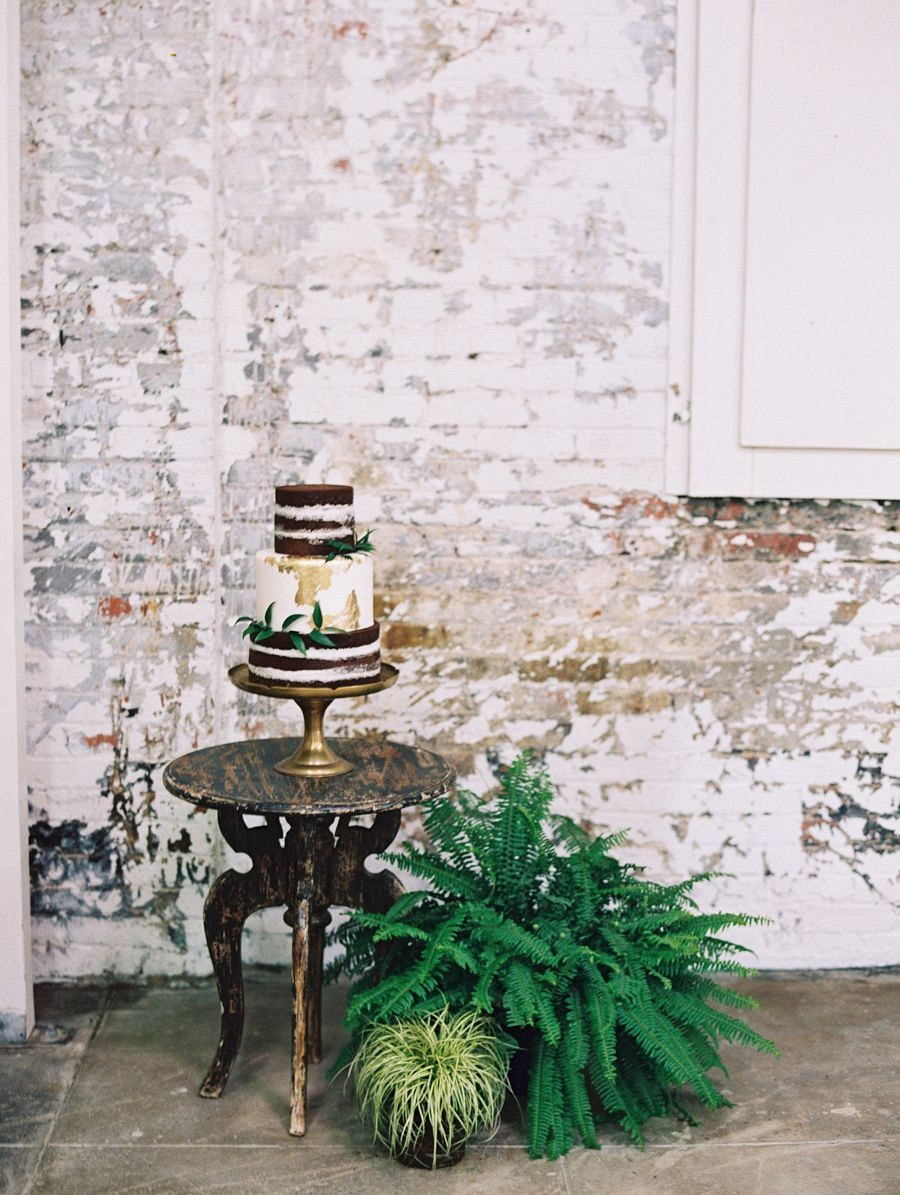 Black Tie Botanical Wedding in LA