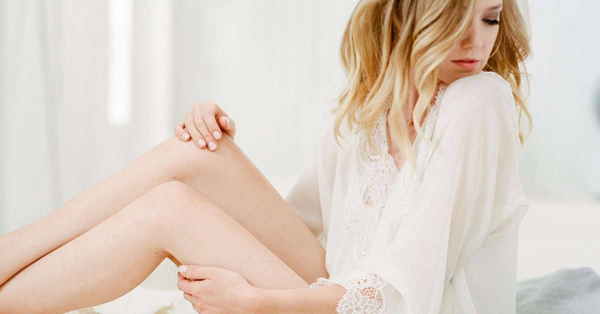 Ethereal Boudoir Session at The White Sparrow