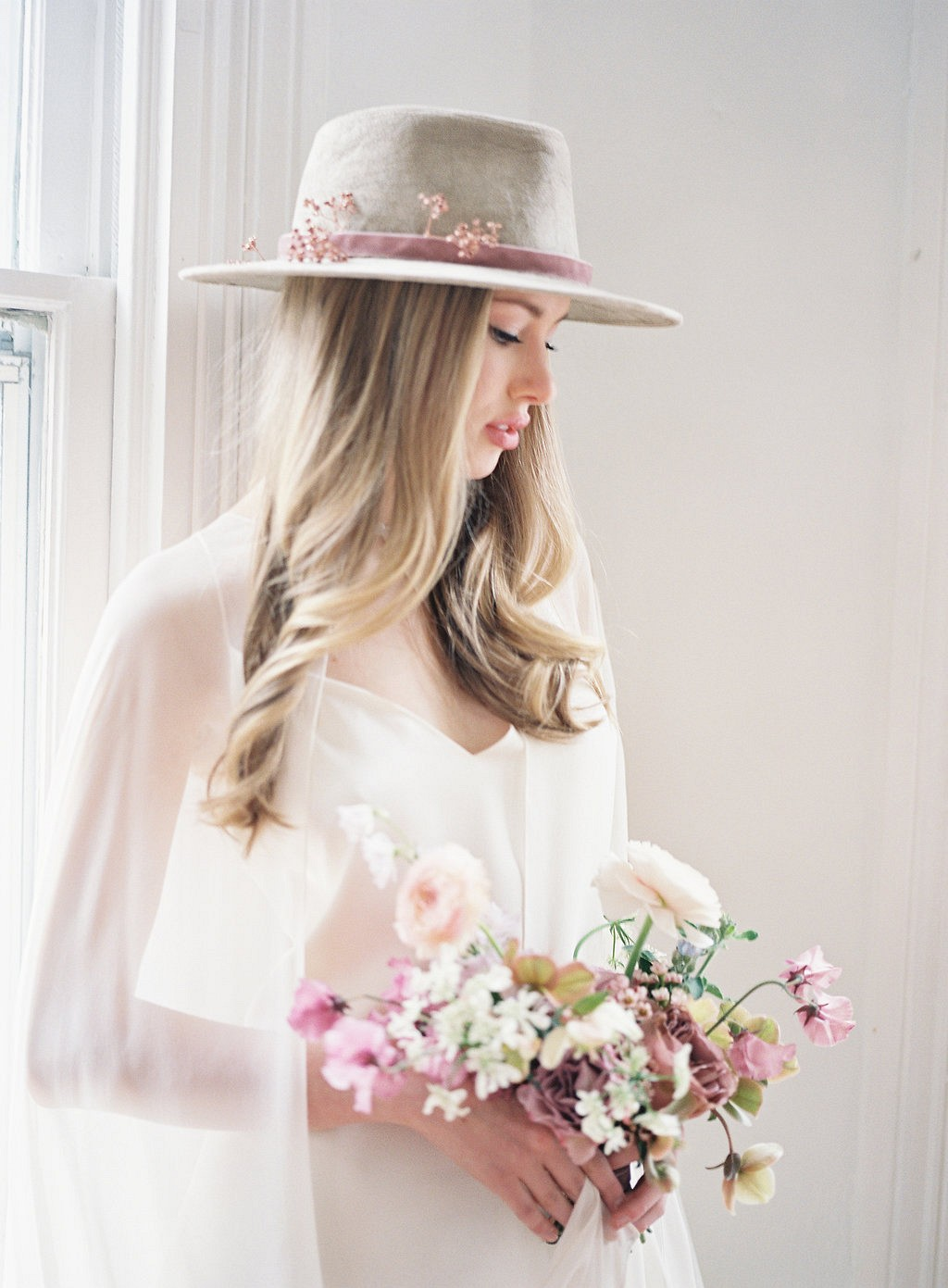 wedding hat