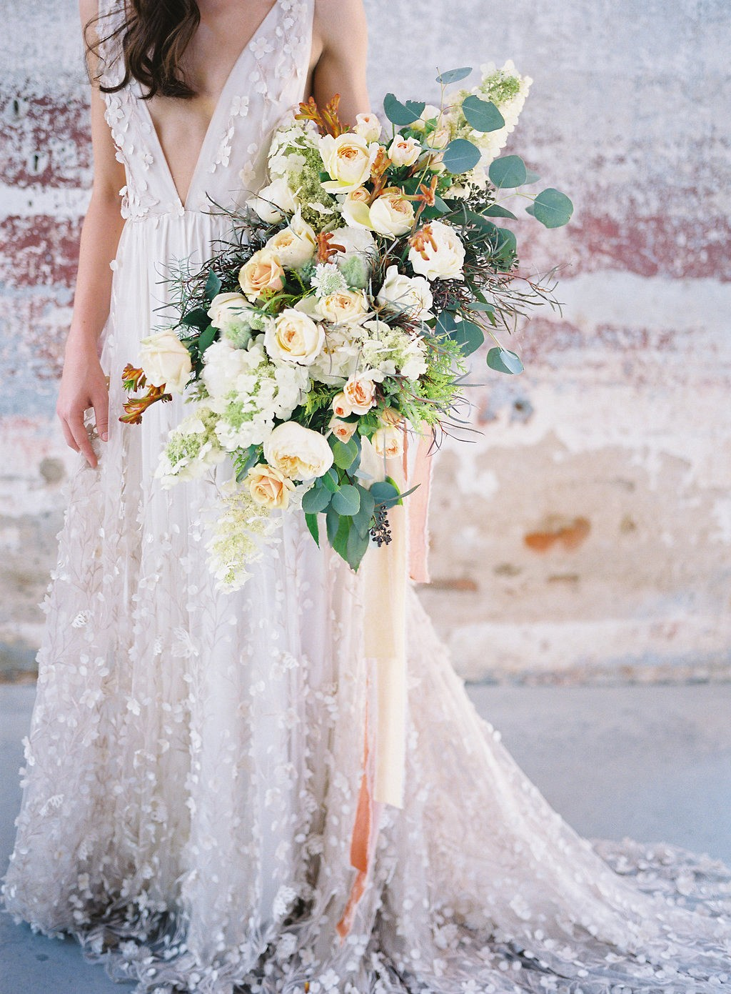 Italian Inspired Wedding Ideas with pops of Summer