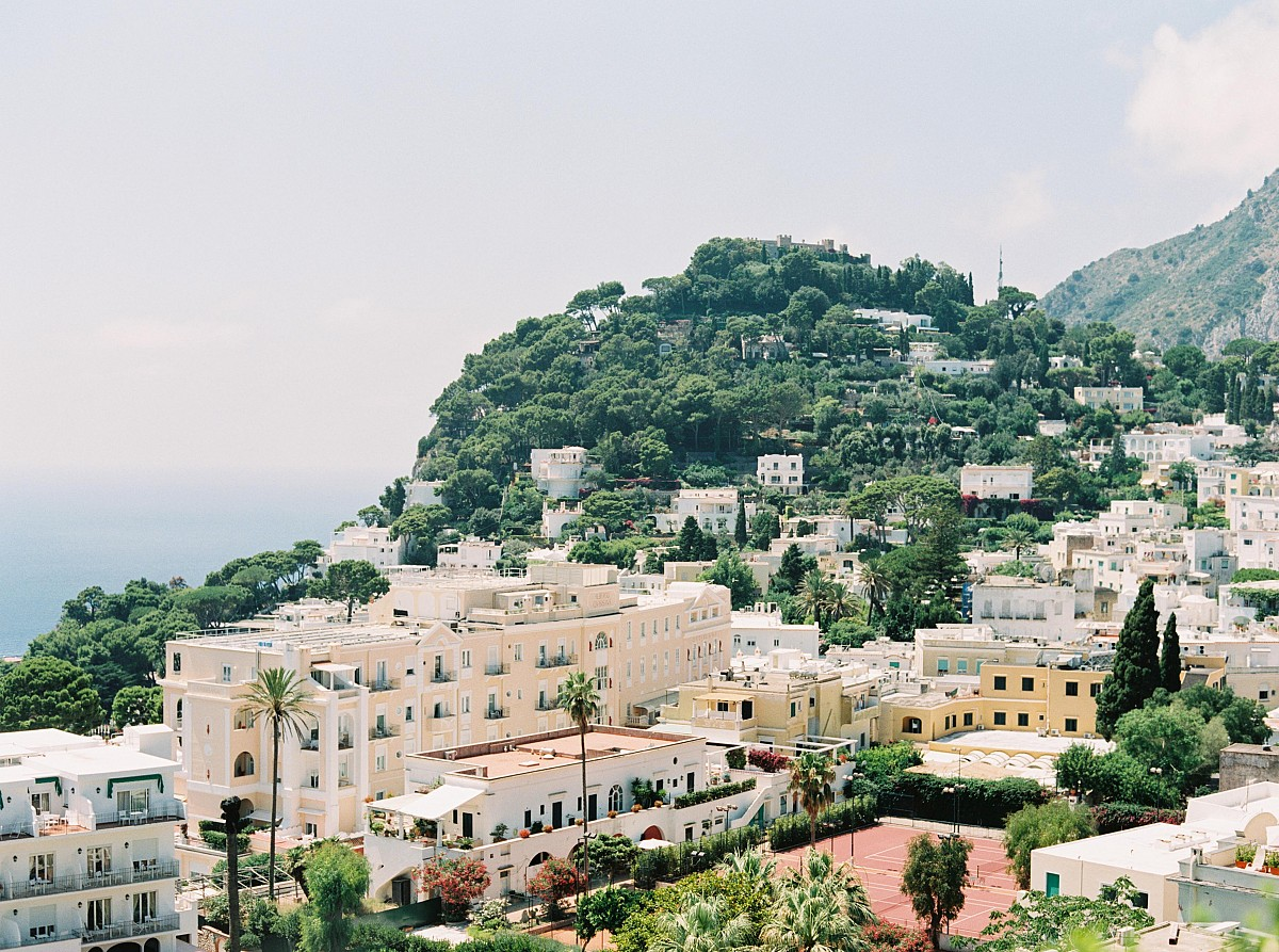 Capri Inspiration Travel Photographs