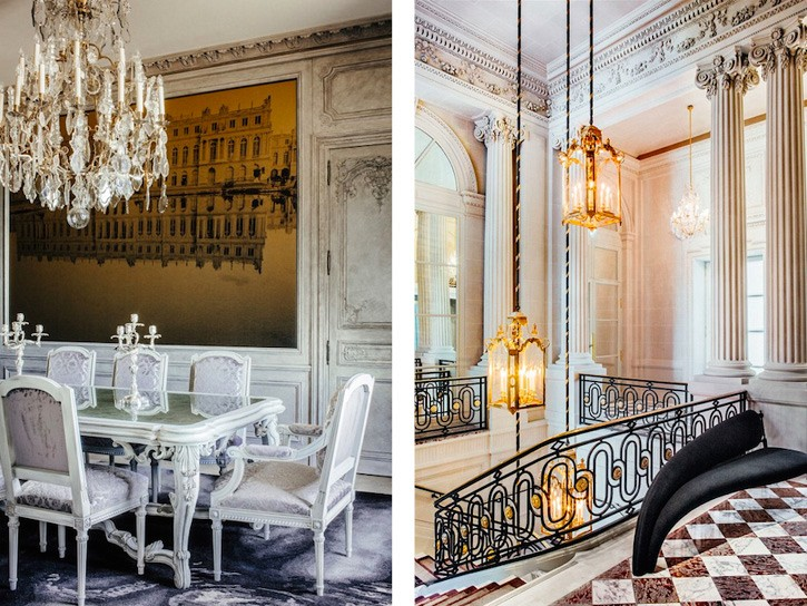 Wedding Sparrow x Hotel De Crillon