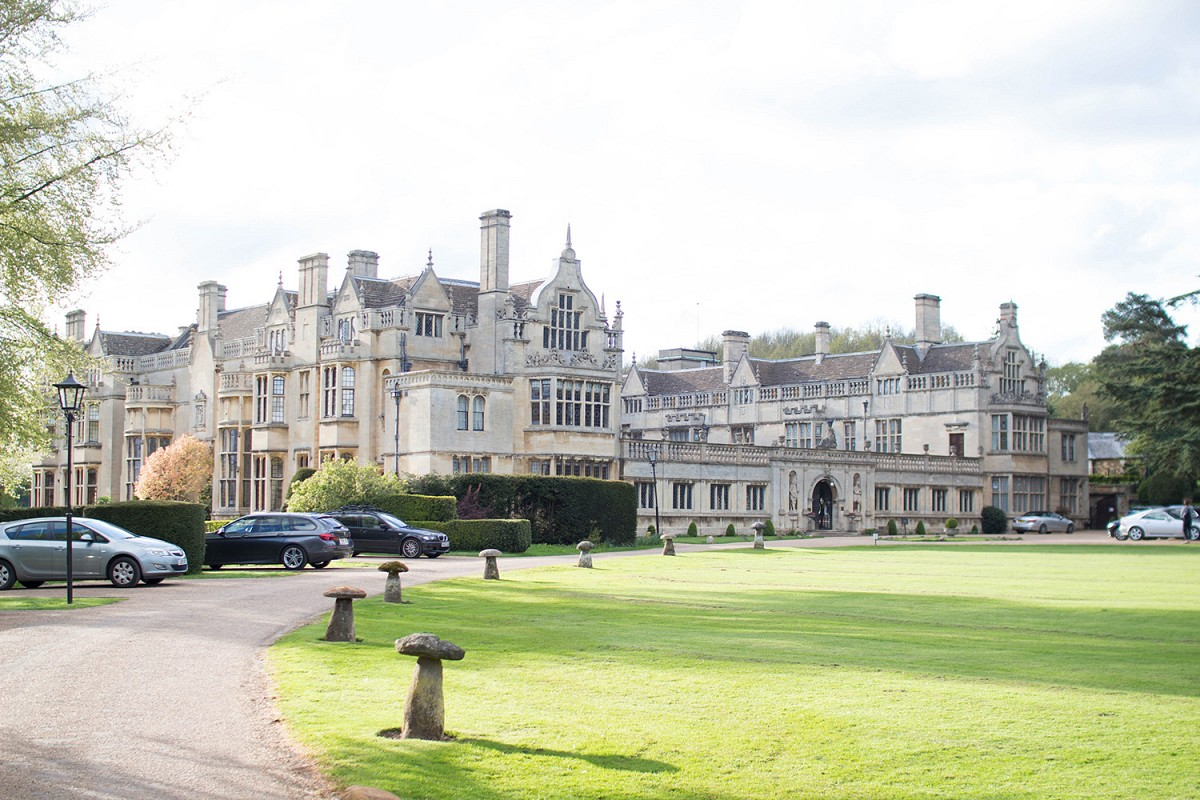 Wedding Venue Review - Rushton Hall