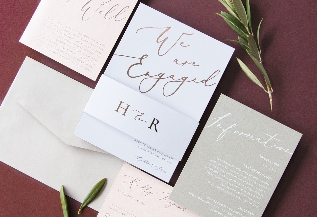 paperlust wedding stationery