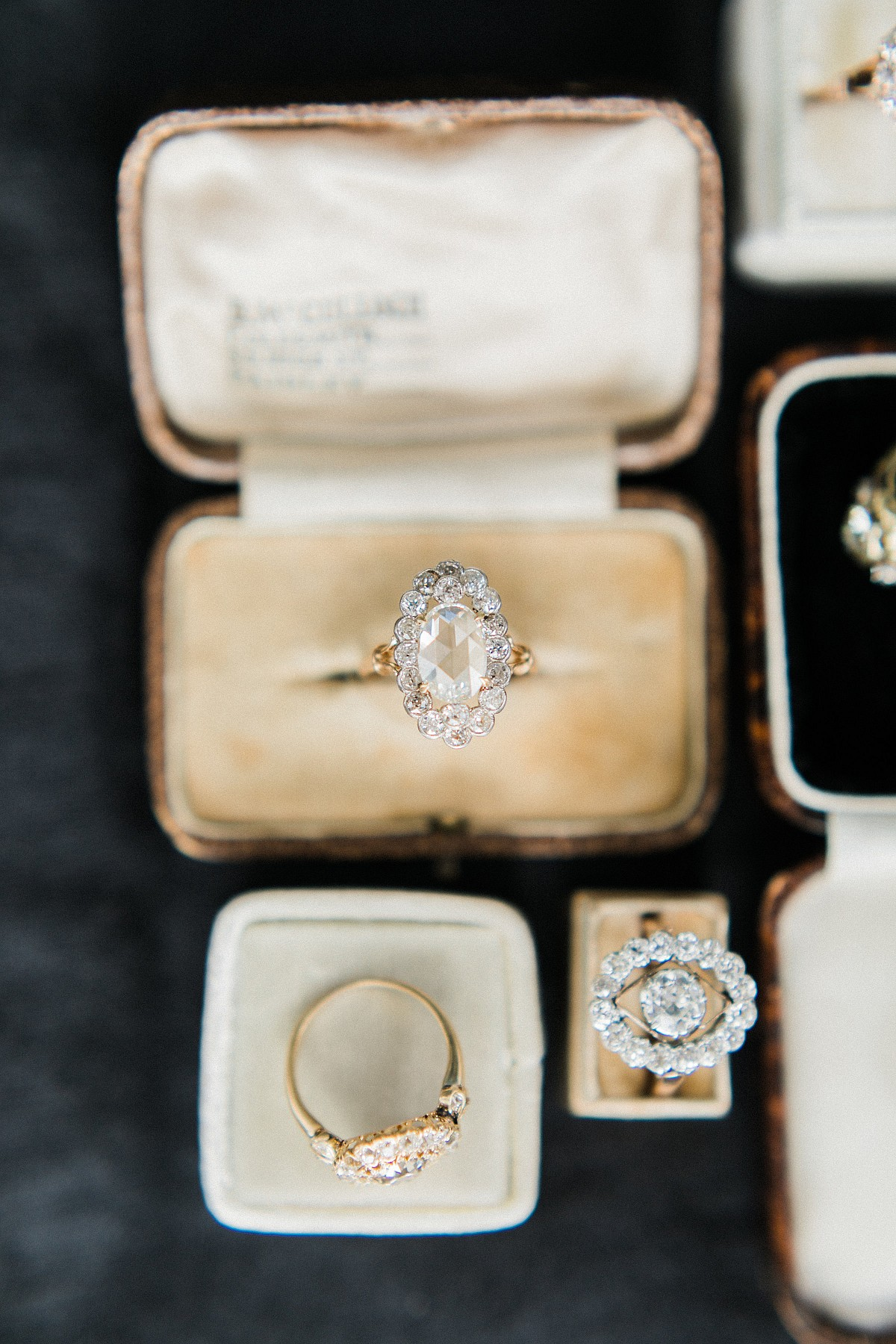The Most Incredible Heirloom Engagement Rings: Victor Barbone