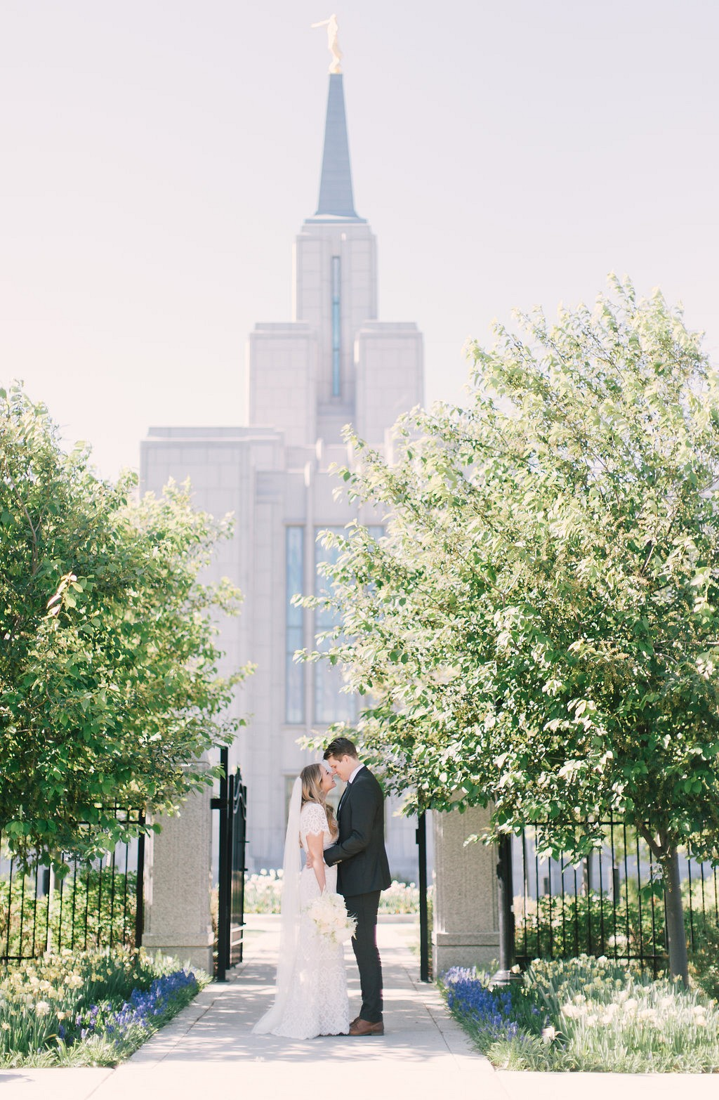 Intimate Neutral Wedding of Jordan & Carson