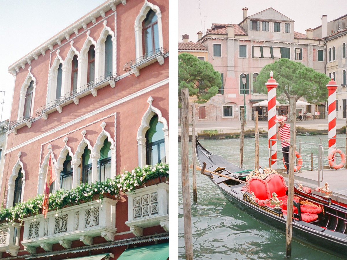 Venice honeymoon ideas