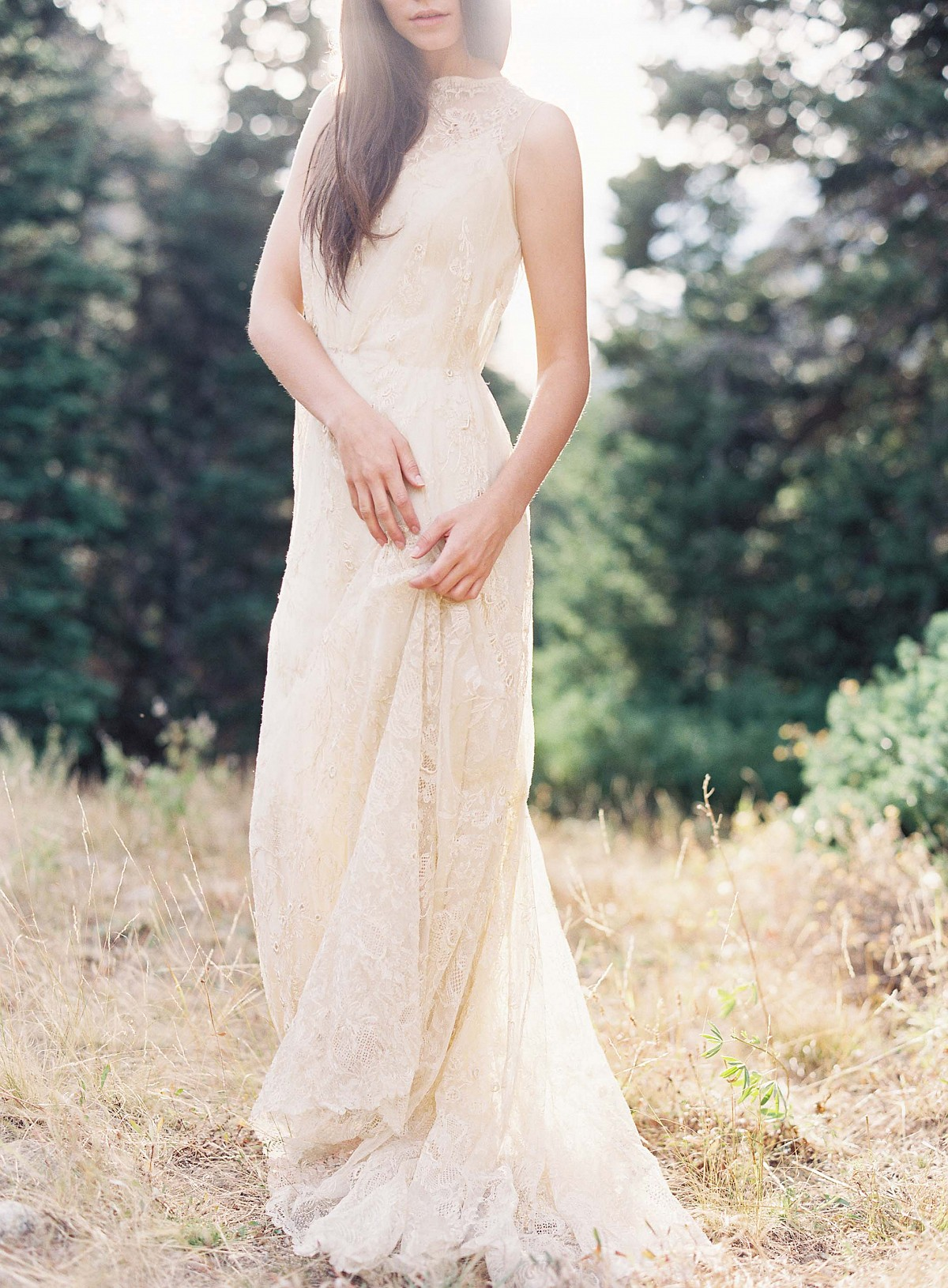 Utah Canyon Bridal Inspiration
