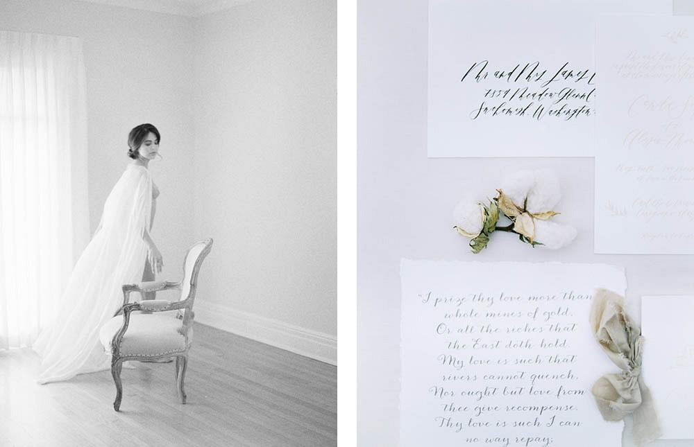 Carmel and Ivory California Fall Wedding by Jon Cu Photography | Wedding Sparrow | fine art wedding blog