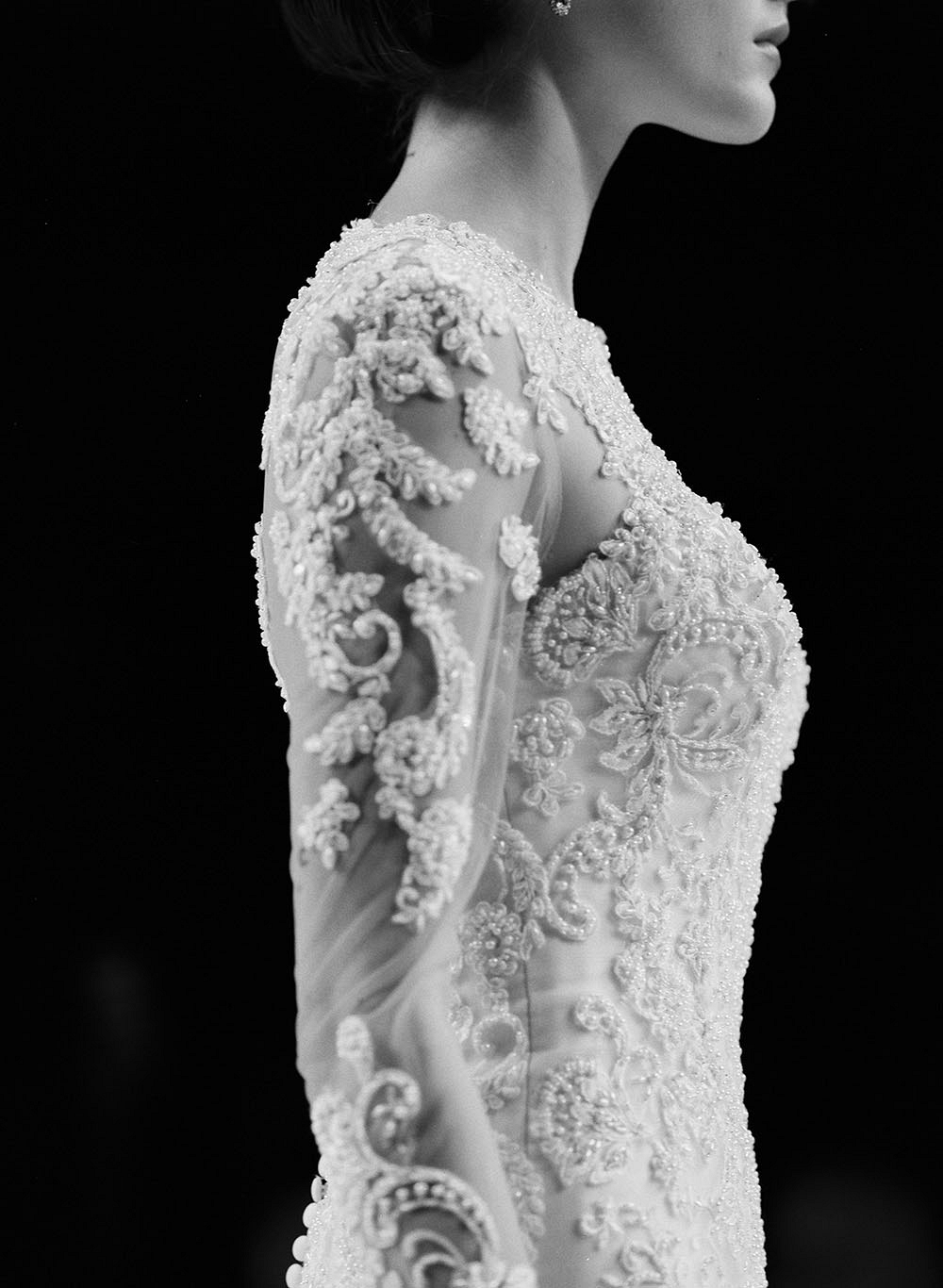 Justin Alexander - Barcelona Bridal Week 2016