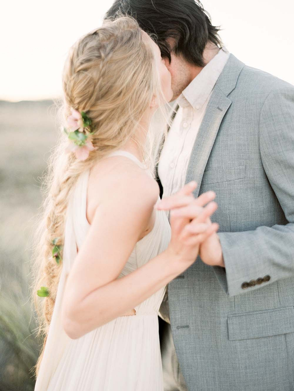 Romantic Desert Elopement
