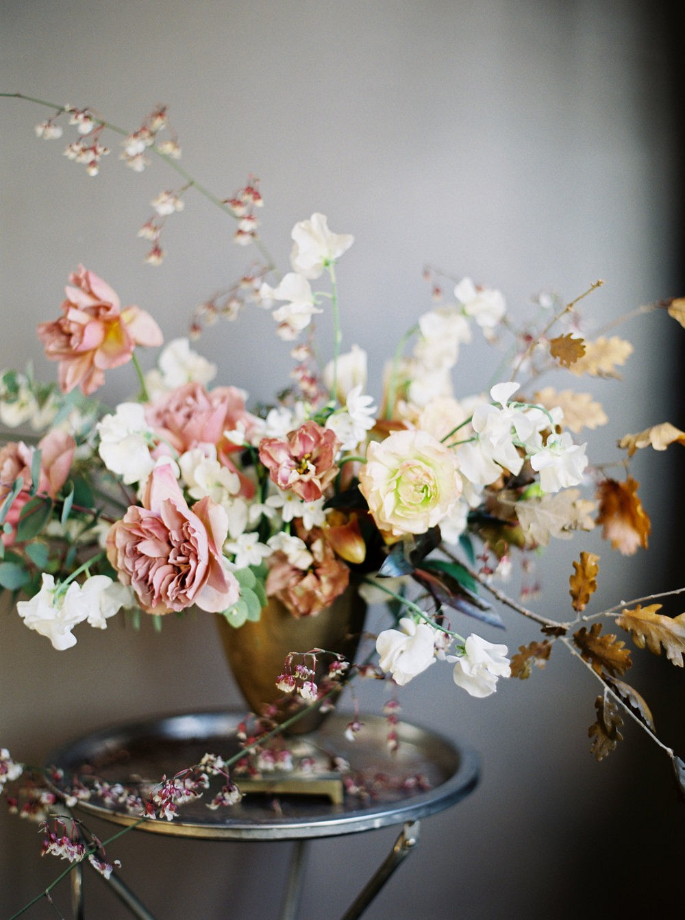 After the wedding: at home post-honeymoon session