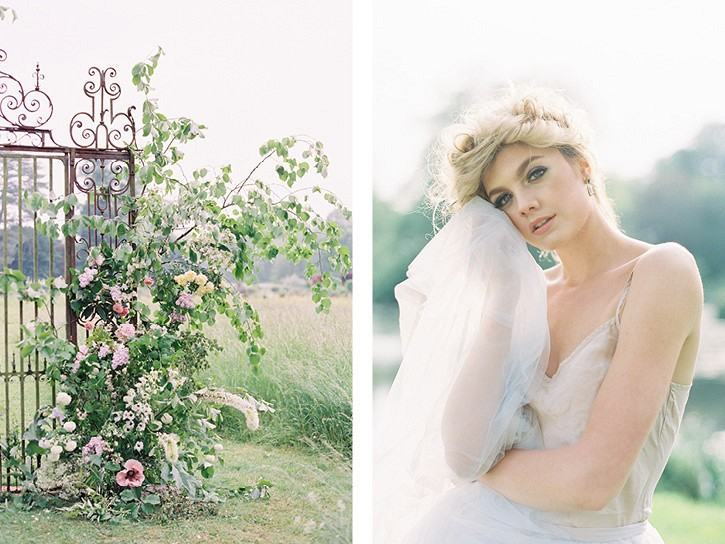 Wedding Sparrow : The Summer Editorial