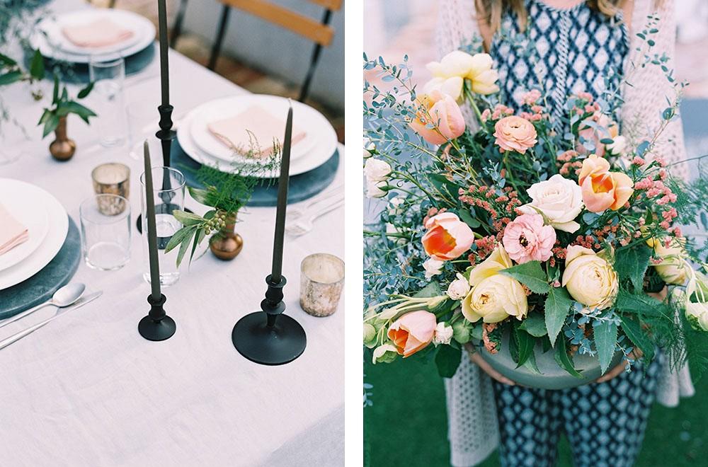 Wedding Hair and Makeup Inspiration | Jessica Sloane Nashville Wedding Planner