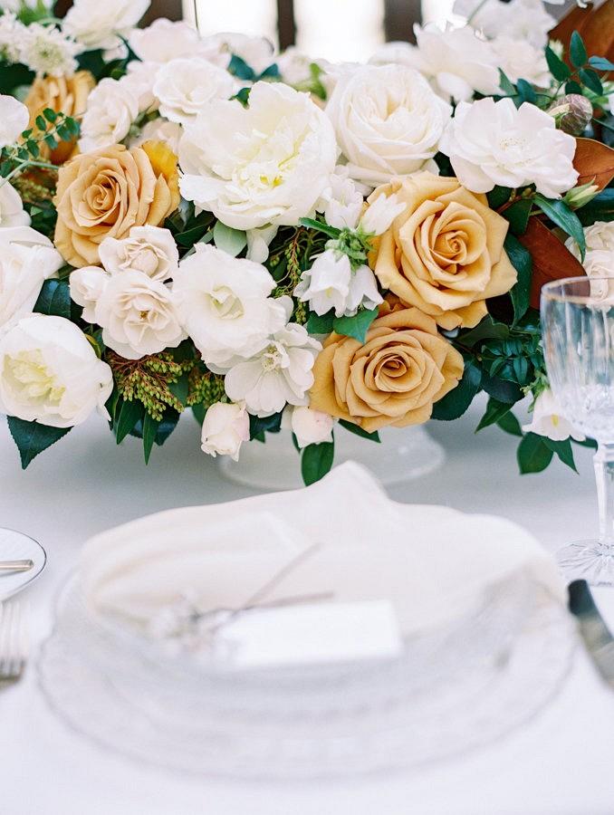 Carmel and Ivory Fall California Wedding by Jon Cu Photography | Wedding Sparrow | fine art wedding blog