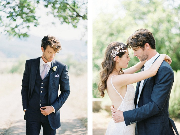 How to achieve that Italian Wedding Style