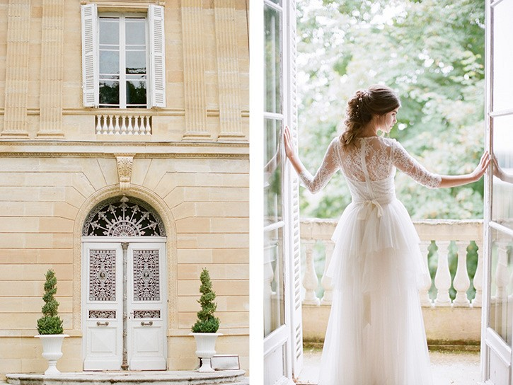 Understated French Elegant Wedding Inspiration