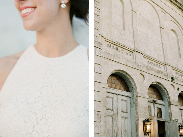 Urban City Fine Art Wedding in New Orleans