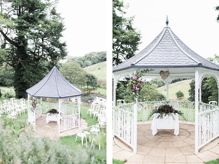 Langdon Court Wedding Venue Devon