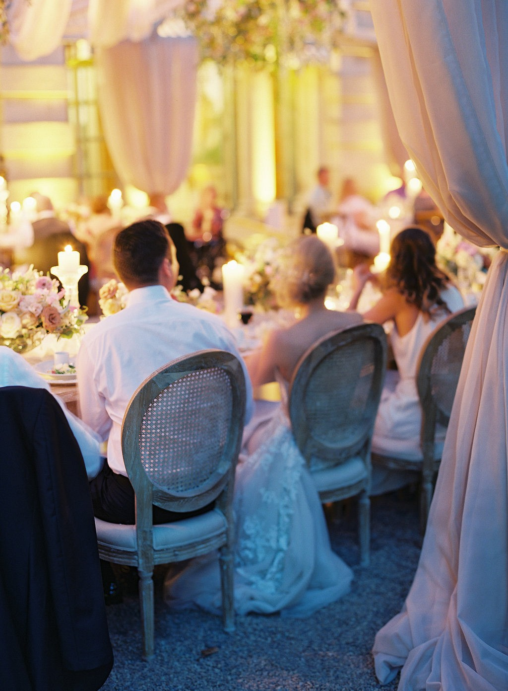 Intimate Mansion Real Wedding at The Anderson House