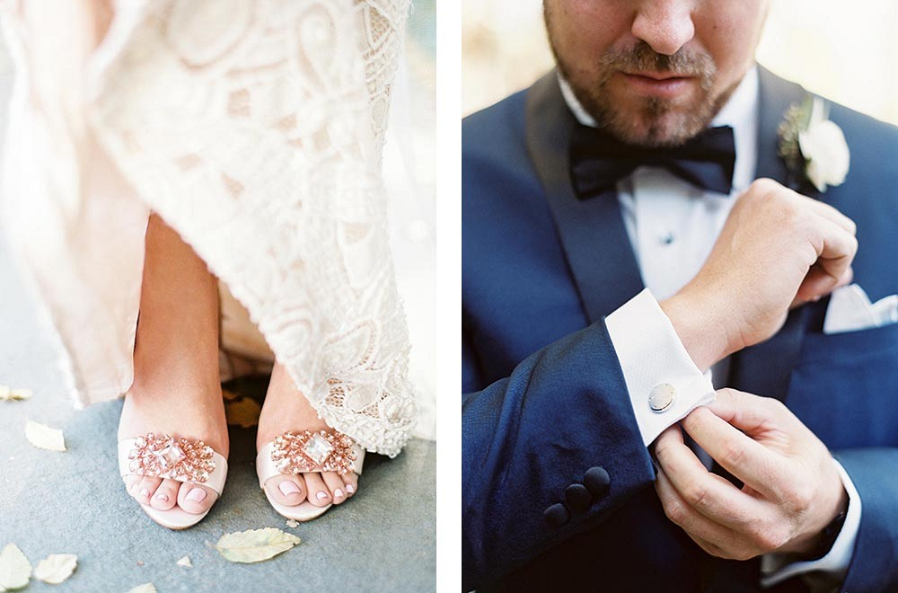 Jenna and Jon's Dallas Garden Wedding by Lauren Peele