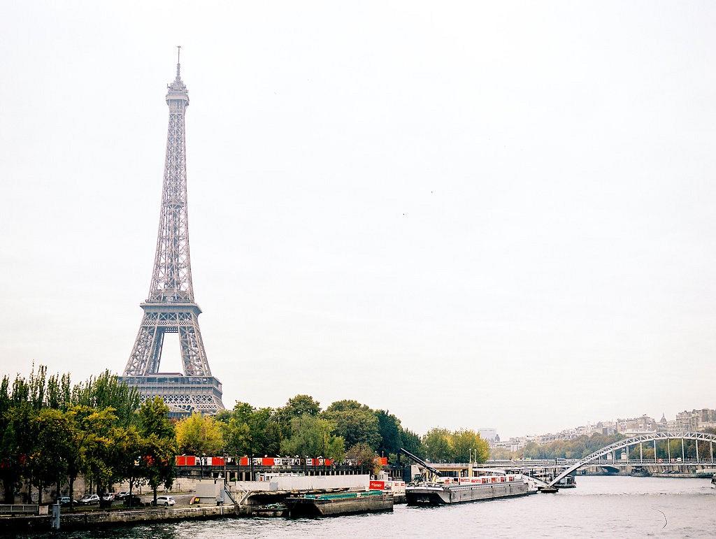 Autumnal Engagement Session in Paris