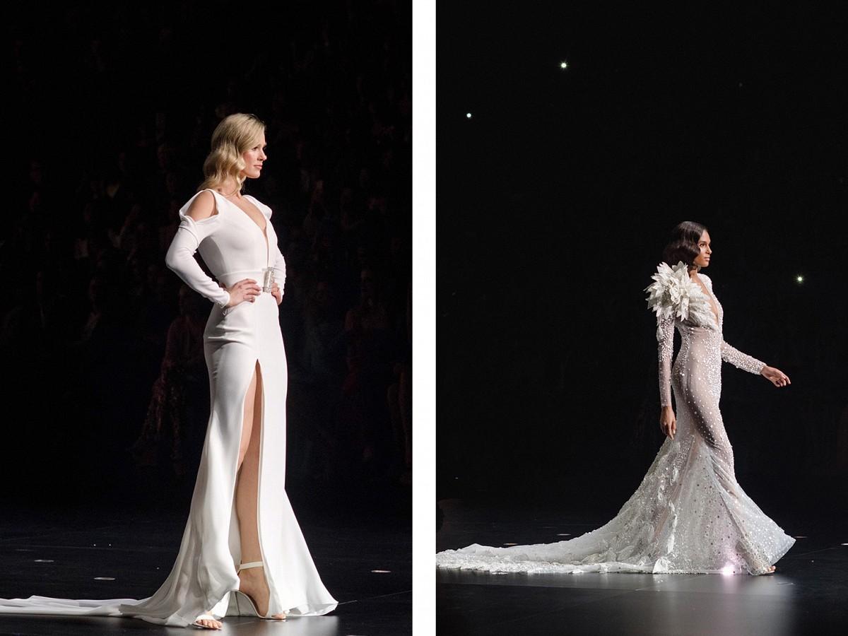 14 Long Sleeved Wedding Dresses from BBFW19