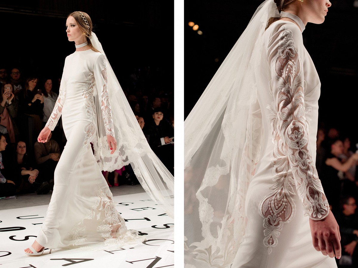 The Atelier Couture - Jimmy Choo wedding dress