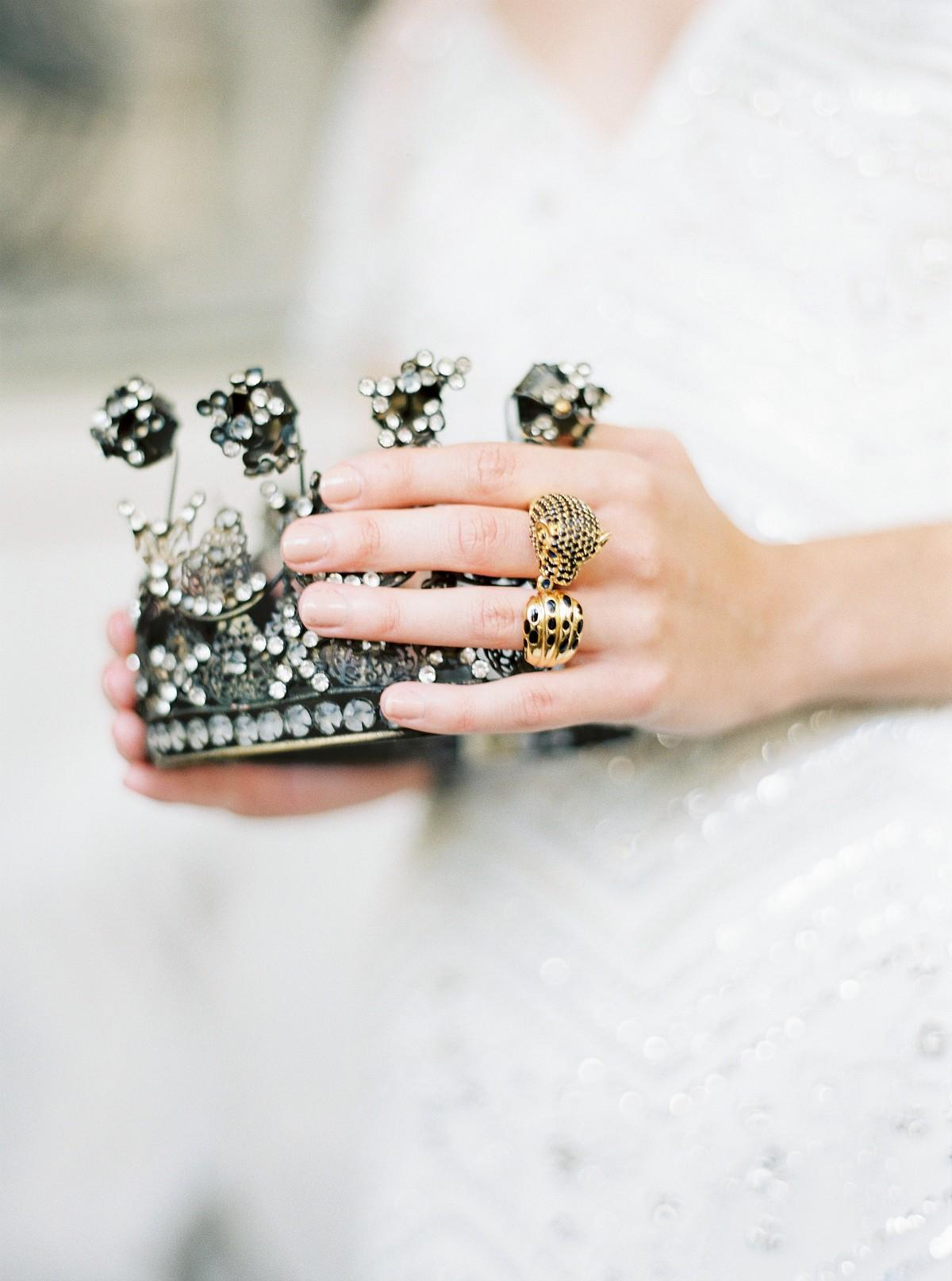 Bold Amethyst Wedding Inspiration